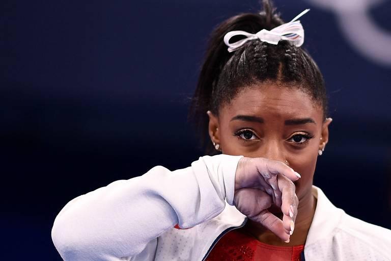 Sétimo dia de Olimpíadas tem desistência de Biles e ouro brasileiro