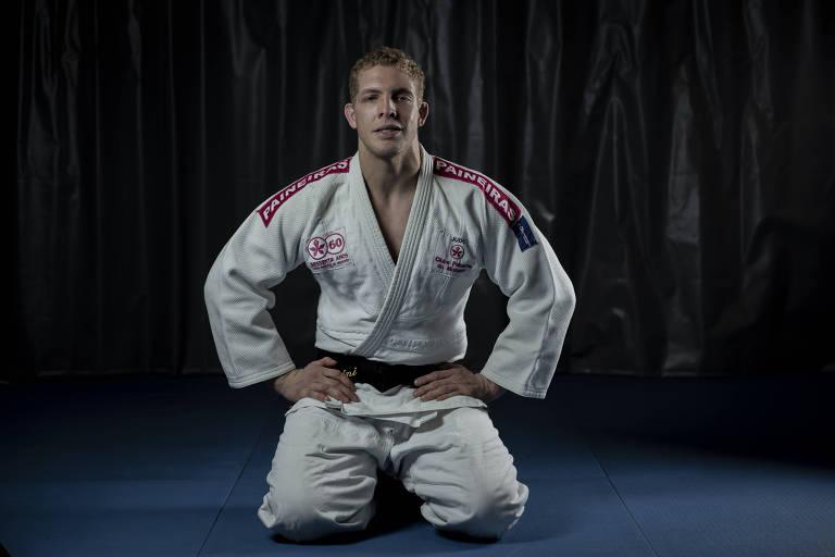 Em sua melhor forma, Rafael Buzacarini se vê pronto para buscar medalha no judô