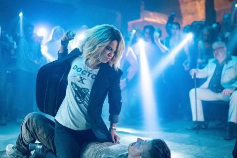 Kate Beckinsale em cena do filme