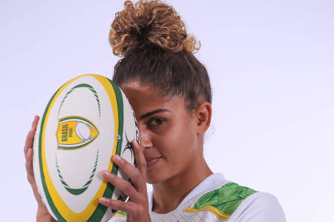 A ponta Bianca Silva, de Paraisópolis, tem se destacado pela seleção brasileira