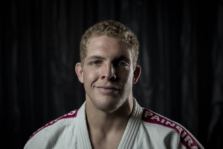 Judoca do clube Payneiras do Morumbi Rafael Buzacarini (29), que vai representar o Brasil nos Jogos Olímpicos de 2021