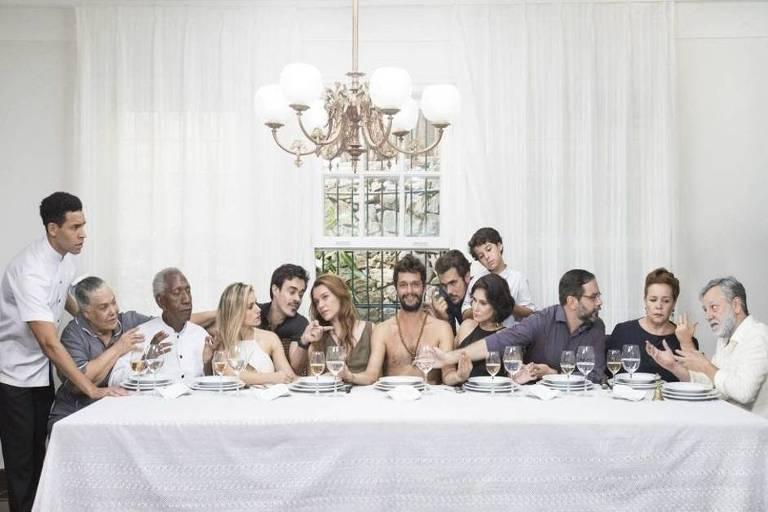 Cena de 'O Buscador', de Bernardo Melo Barreto