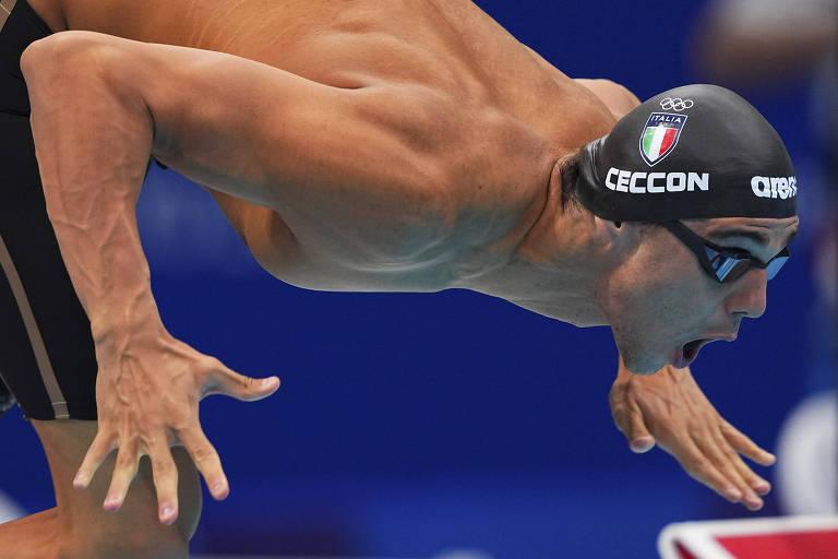 O Dia Olimpico em Imagens