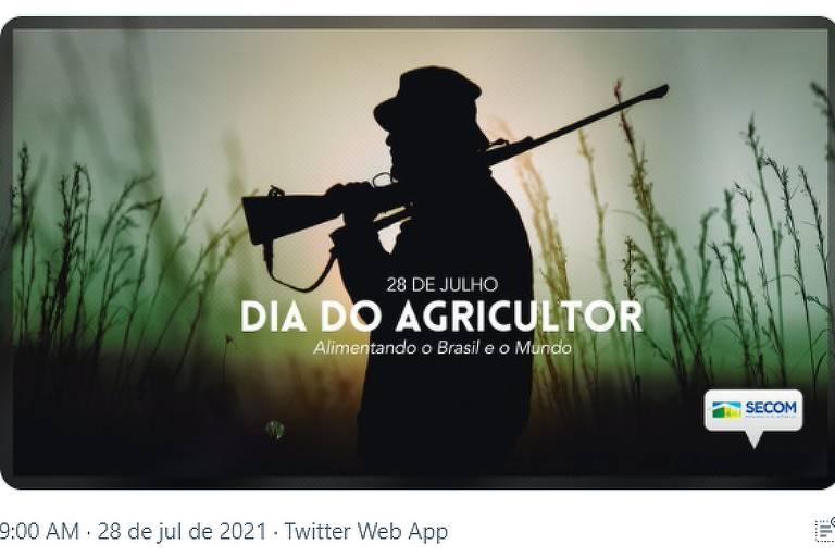 Colocaram um jagunço armado em homenagem ao Dia do Agricultor, diz Stedile, do MST