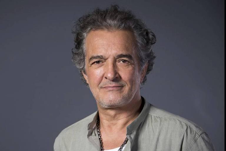 Ator Rogério Samora sofre infarto gravando novela e fica em coma