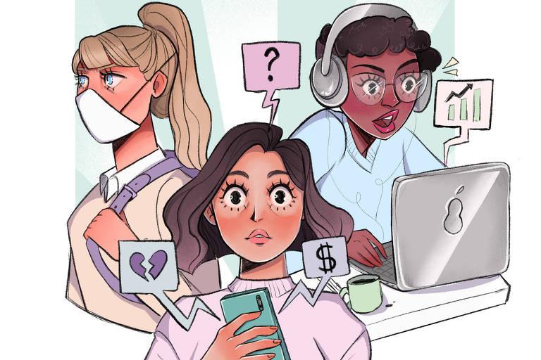 Mulheres mantêm tarefas em casa e perdem lugar no mercado de trabalho