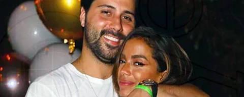 Michael Chetrit, novo namorado bilionário da Anitta