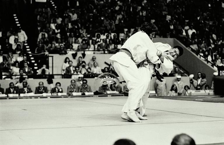 Chiaki Ishii, japones naturalizado brasileiro e medalha de bronze nos Jogoas Olímpicos de Munique-1972