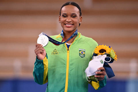 Veja as medalhas brasileiras nas Olimpíadas de Tóquio