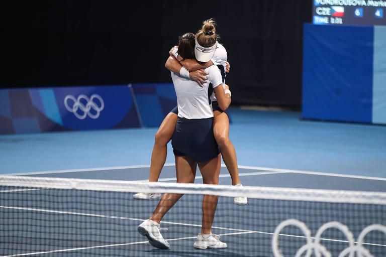 Bandsports exibe partida de tênis nas Olimpíadas sem permissão