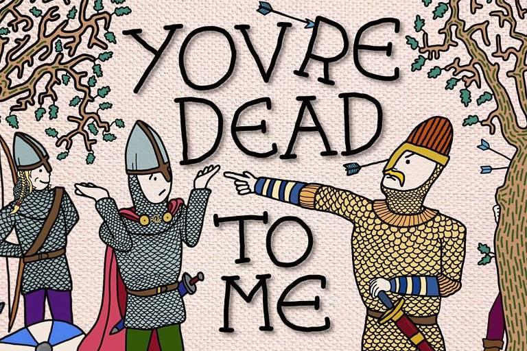 'You're Dead To Me' vicia quem gosta de história contada com humor