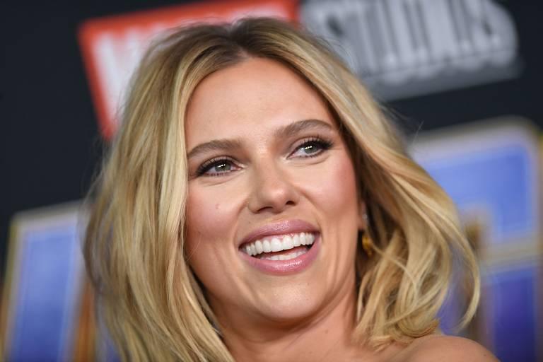Imagens da atriz Scarlett Johansson