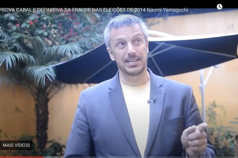 Astrólogo de vídeo citado por Bolsonaro diz não ser autor de denúncia de suposta fraude eleitoral