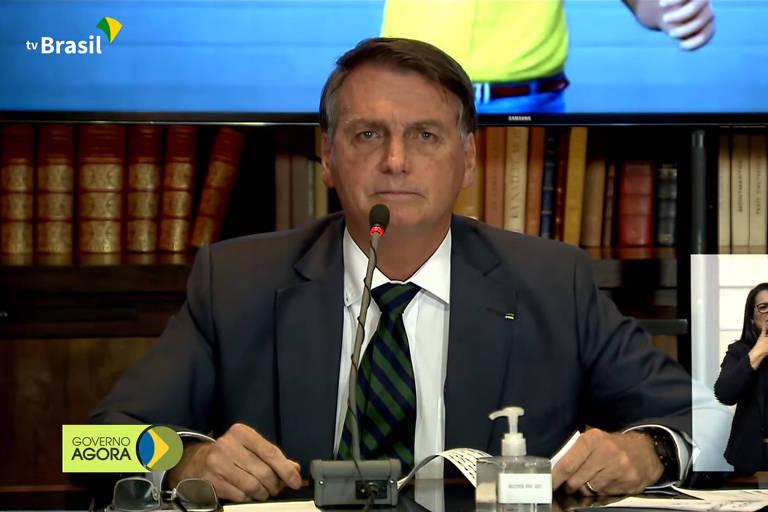 Ministros do TSE e do STF consideram 'patética' live de Bolsonaro e criticam participação do ministro da Justiça