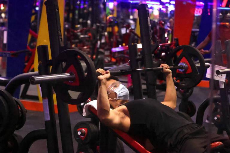 Público fitness ainda não se sente 100% confortável em voltar à academia