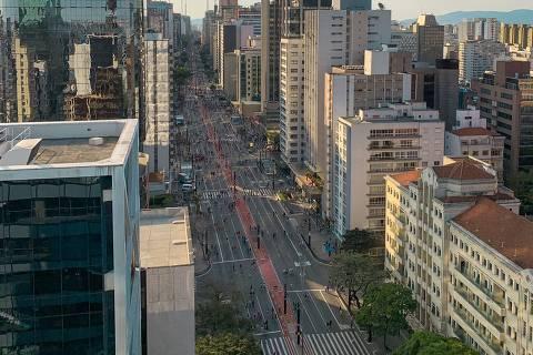 A história da Avenida Paulista