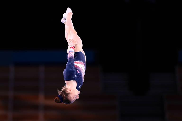 O dia olímpico em imagens