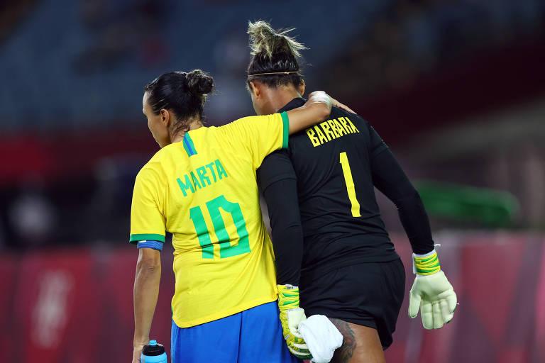 Brasil tem dia para esquecer nas Olimpíadas e fica sem medalha nesta sexta-feira