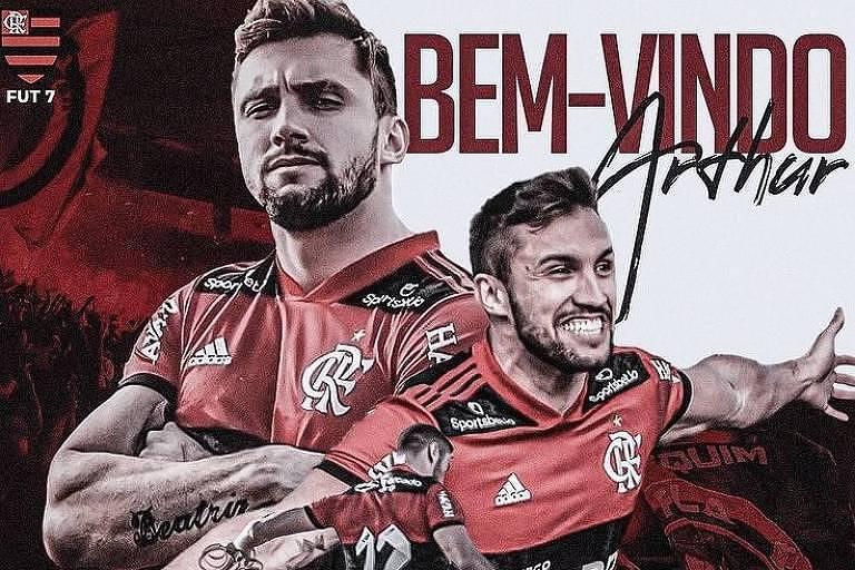 Arthur Picoli é contratado pelo Flamengo para Fut 7