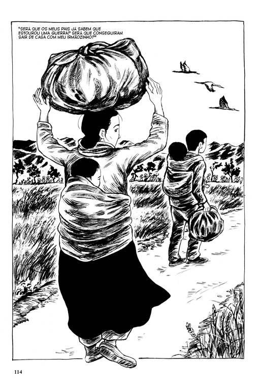 'A Espera', de Keum Suk Gendry-Kim