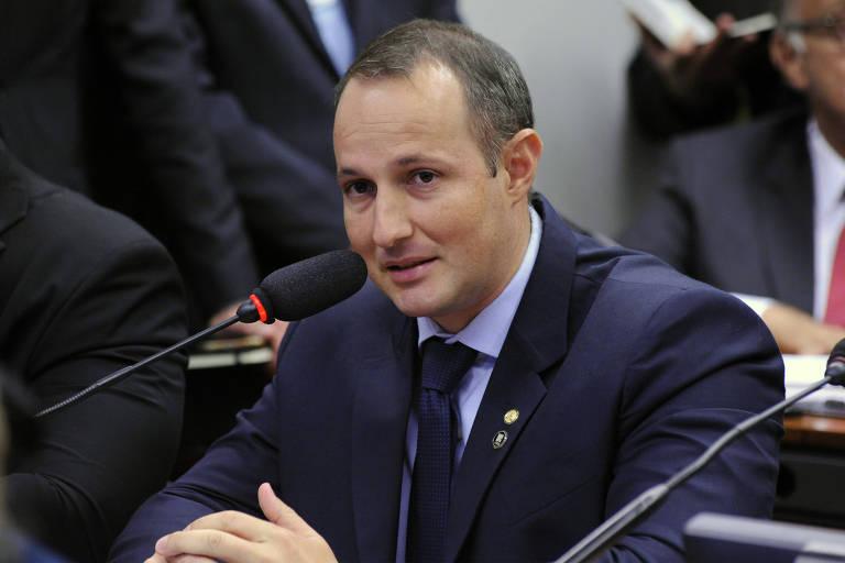 O deputado federal Capitão Derrite (PP-SP)