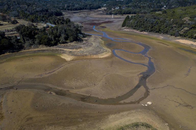 Emergência hídrica castiga abastecimento de água no interior de SP