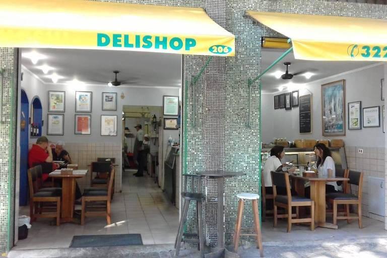 Ambiente do Shoshi Delishop, no Bom Retiro; restaurante fechou as portas durante a pandemia, mas um grupo se movimenta para resgatá-lo