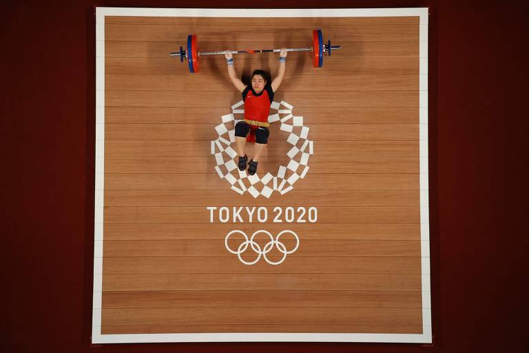 Em meio a pódios e recordes, Olimpíadas também têm quedas e erros de atletas