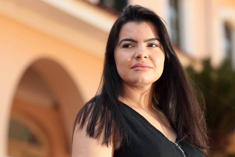 Camila Meirelles de Souza Silva, vencedora na categoria Inovação Tecnológica em Oncologia