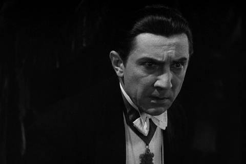 Béla Lugosi em cena do filme