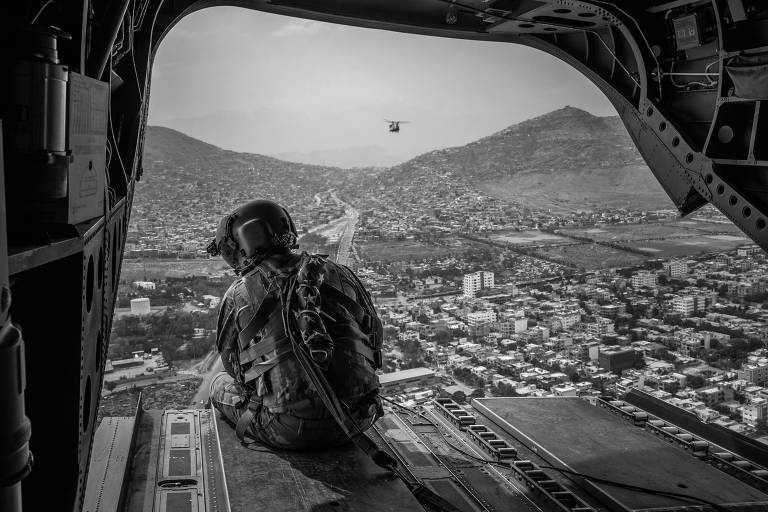 Encruzilhada afegã