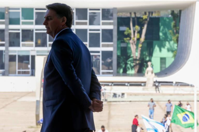 Presidente Jair Bolsonaro afirmou que Petrobras tem uma reserva de aproximadamente R$ 3 bilhões para o benefício