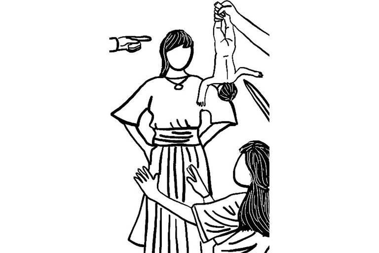 Salomão quis dividir bebê em estratagema infantil que perpetua o machismo