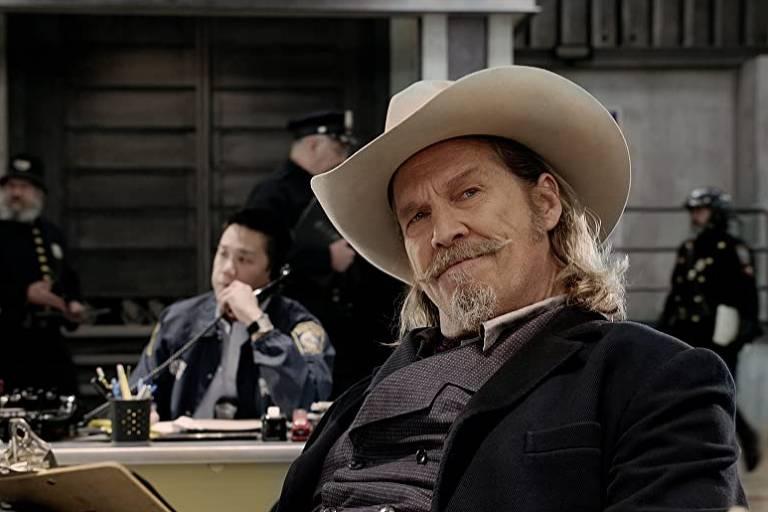 Jeff Bridges no filme 'R.I.P.D. - Agentes do Além'