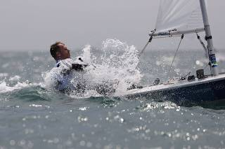 Sailing - Men's Laser - Opening Series