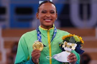 Gymnastics - Artistic - Women's Vault - Medal Ceremony