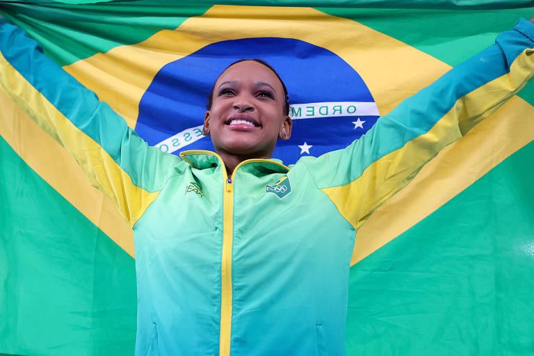 Brasil chega a 10 medalhas nas Olimpíadas com protagonismo feminino pela 1ª vez