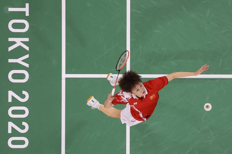 Em meio a tensão política, China devolve derrota para Taiwan no badminton