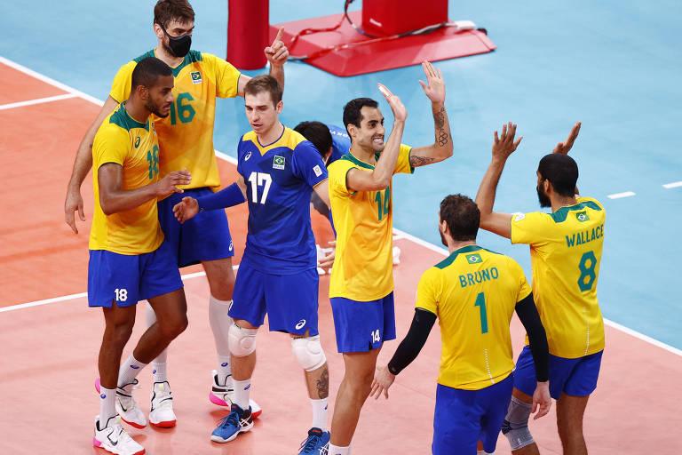 Brasil conquista ouro e italiano é o mais rápido do mundo no 12º dia de Olimpíadas