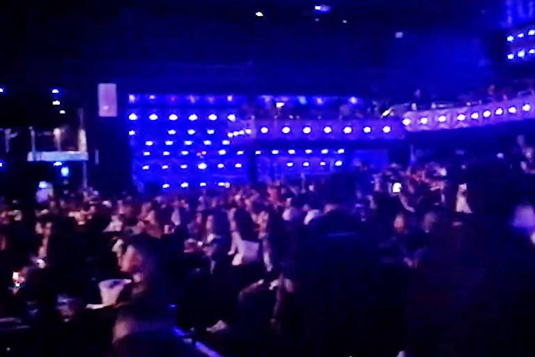 Força-tarefa de SP autua Espaço das Américas por show do cantor Belo com 1.500 pessoas