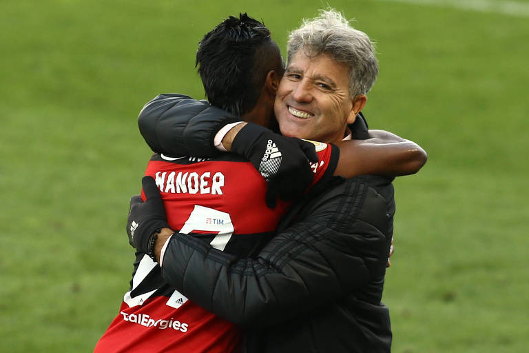Entendeu por que Renato preferiu o Flamengo?
