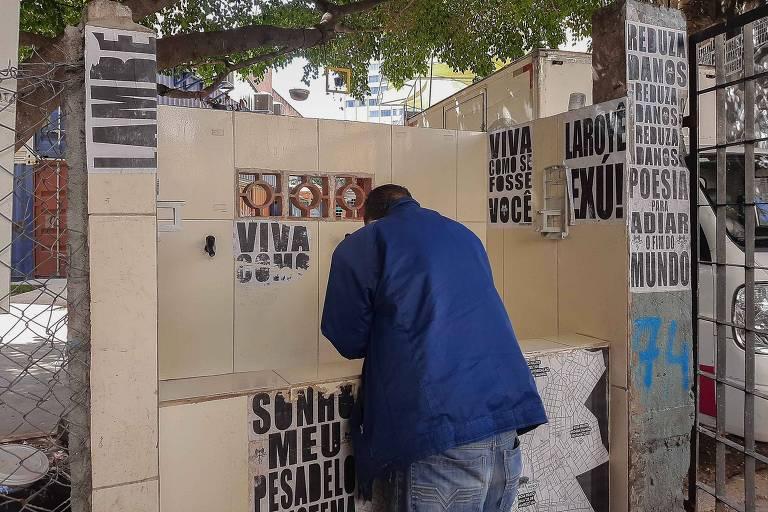 Levantamento aponta falta de pia e banheiro para pessoa em situação de rua em SP