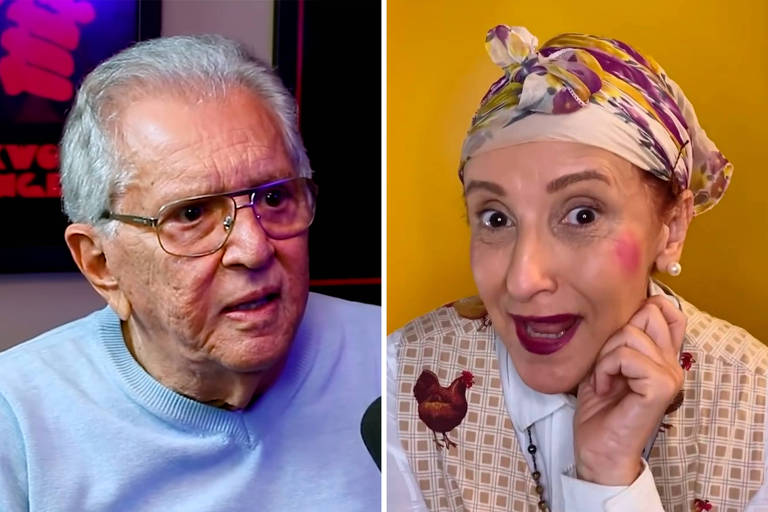 Carlos Alberto de Nóbrega e Gorete Milagres trocam farpas na web