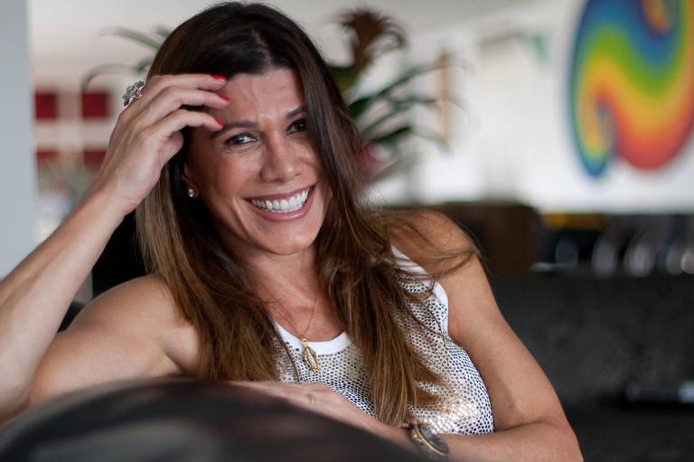 A promotora de eventos Alicinha Cavalcanti