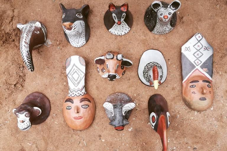 Veja obras da Bienal de Arte Contemporânea do Sul