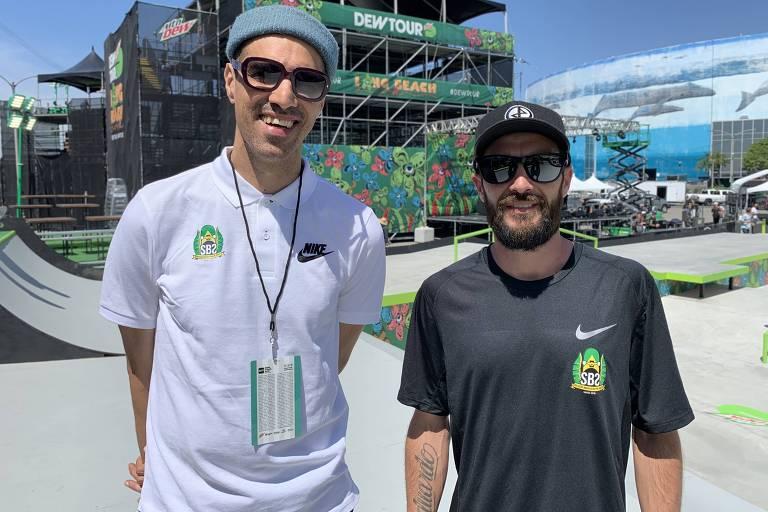 Skate olímpico adiciona técnico e rotina de treino ao 'lifestyle' do esporte