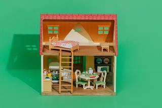 Casa de miniatura