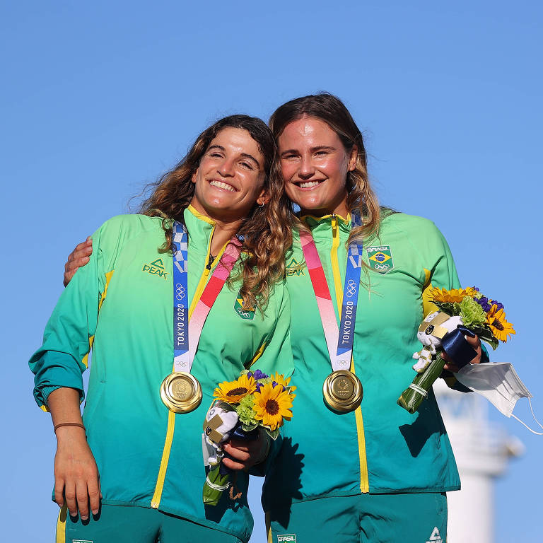 Veja todos os medalhistas do Brasil nas Olimpíadas de Tóquio