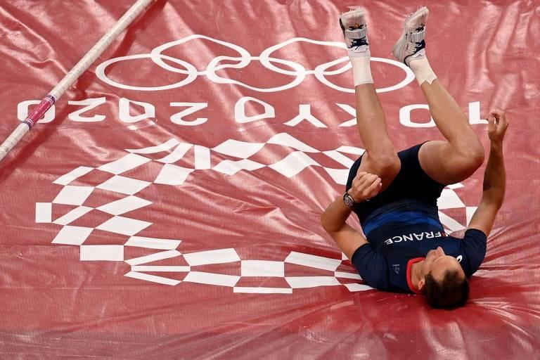 Veja as imagens do 14º dia de Olimpíadas