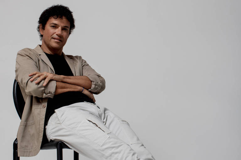 Jorge Vercillo retoma shows em São Paulo ao lado do filho: 'A arte salva'